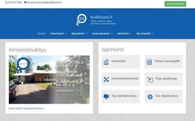 Uudistettu kodikkaasti.fi -palvelu on avattu