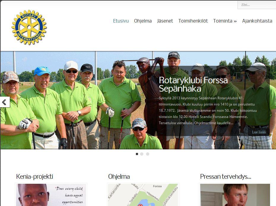 Sepänhaan Rotaryklubi