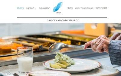 Loimijoen Kuntapalvelut Oy:n uudistetut kotisivut avattiin