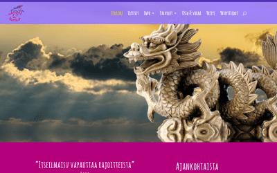 Uudet verkkosivut Spirit Keskukselle